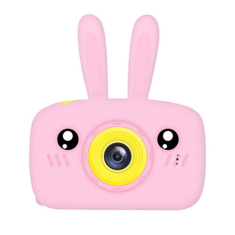 Children's camera toy baby cute camera rechargeable digital camera mini screen baby children's educational toys outdoor games