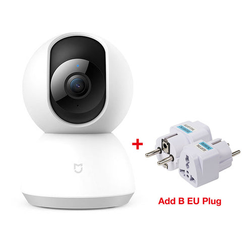 Updated Version Xiaomi Mijia 1080P HD Smart IP Camera 360 Angle Video CCTV WiFi Pan-tilt Night Webcam Baby Security Mornitor Cam