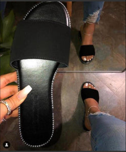 Women Fashion Slides
