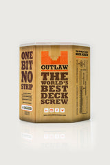 Outlaw Coated Steel Deck Screws