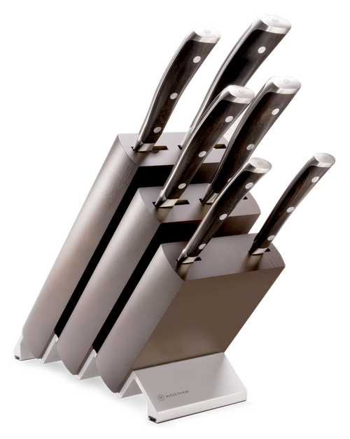 Seven Piece Knife Block Set - 9866