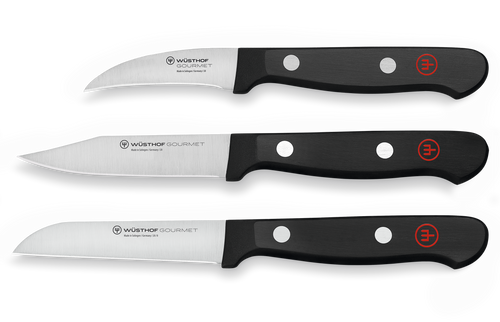 Three Piece Paring Knife Set - 9727