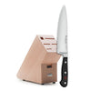 "Classic 8"" Cook's Knife with FREE 7 Slot Knife Block"