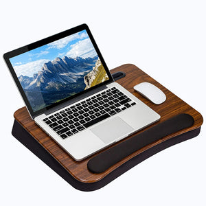 Portable Lap Desk with Pillow Cushion - Livity Home