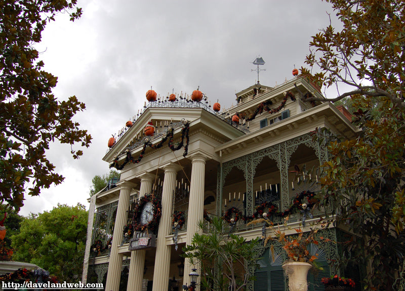 Haunted Mansion Holiday Part 2 - Show Notes!