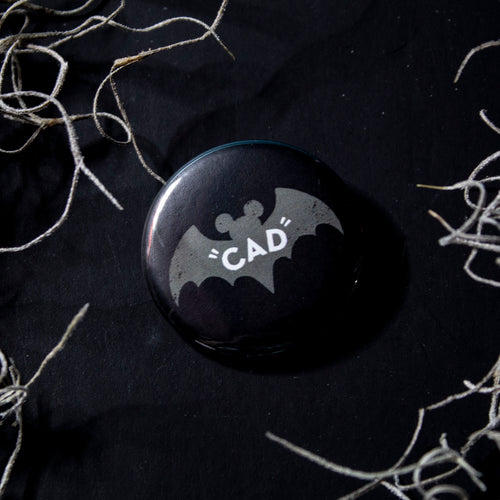 'CAD' Bat Button