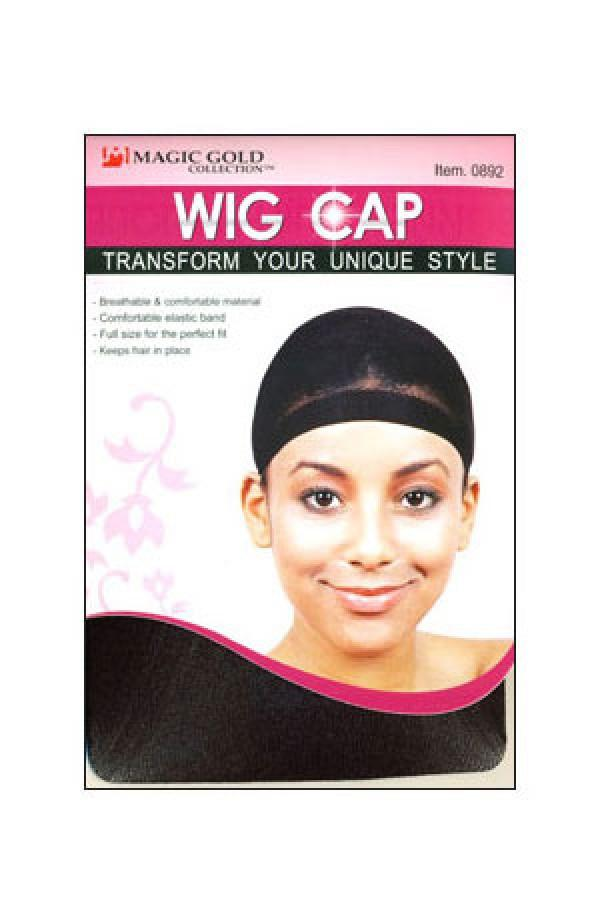 Miracle Wig Cap: Brown