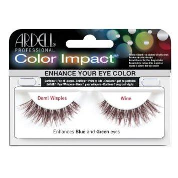 Ardell Professional Color Impact: Demi Wispies Wine