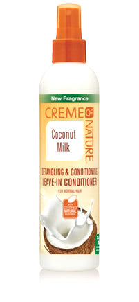 Creme of Nature Coconut Milk Leave-in Conditioner