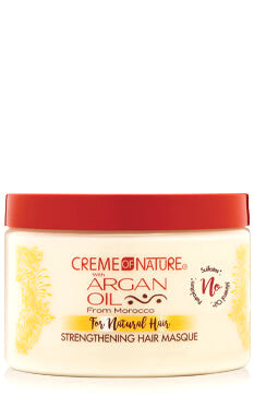 Creme of Nature Argan Oil Moisturizing Milk Masque