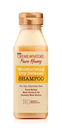 Creme of Nature Pure Honey Moisturizing Shampoo