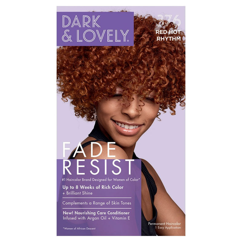 Dark & Lovely Hair Color Red Hot Rhythm
