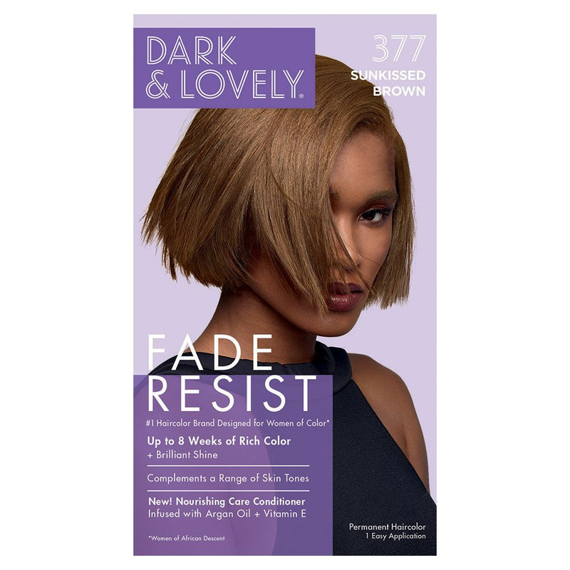 Dark & Lovely Hair Color Sunkissed Brown