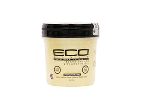 Eco Styler Black Castor Oil/Flaxseed Oil