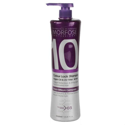 Morfose 10 Color Lock Shampoo 350ml