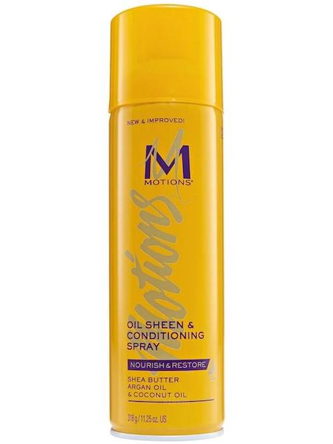 Motions Finish Oil Sheen & Conditioning Spray