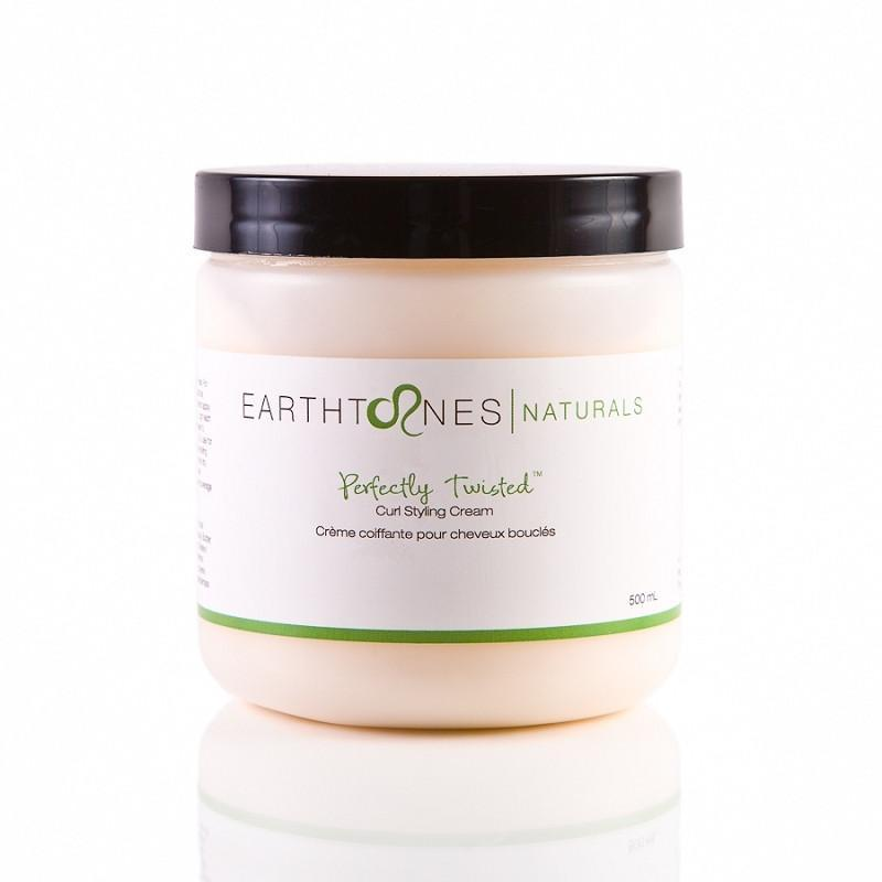 Earthtones Naturals Perfectly Twisted Styling Cream 250g