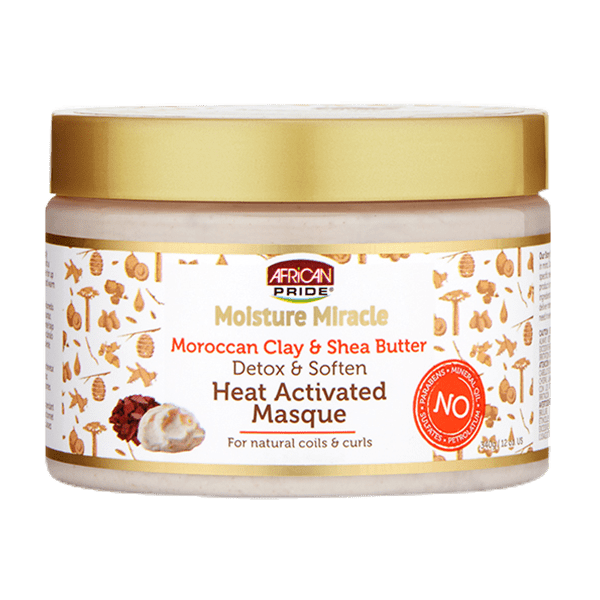 African Pride Moisture Miracle Heated Maque