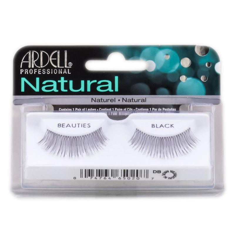 Ardell Professional Natural: beauties black