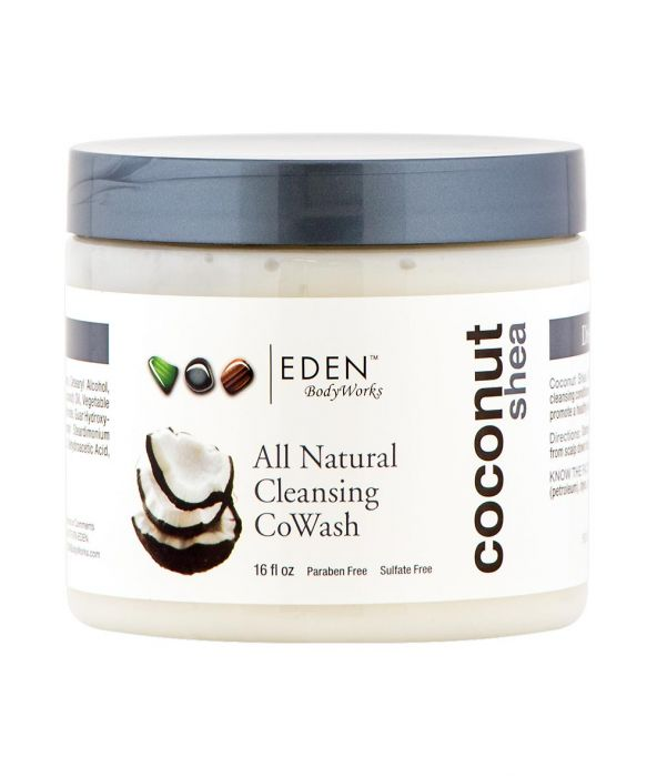 Eden Coconut Shea All Natural Cleansing CoWash
