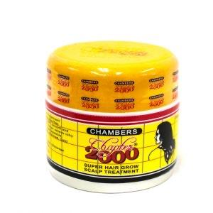 Chambers Chapters 2000 Super Hair Grow Scalp Treatment