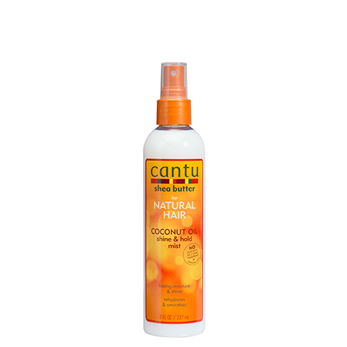 Cantu for Natural Coconut Oil Shine & Hold Mist