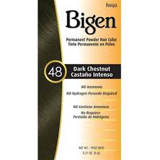 Bigen Powder Hair Color Medium Chestnut 47