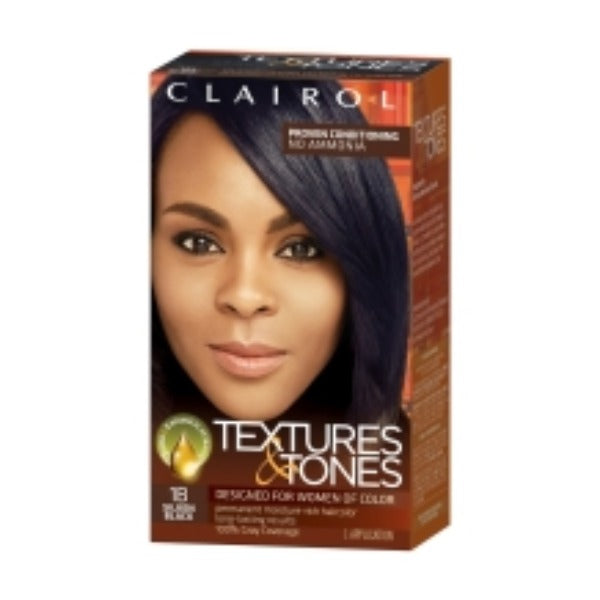 CLAIROL Textures & Tones Hair Color