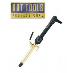 "Hot Tools 3/4"" Gold Curling Iron"