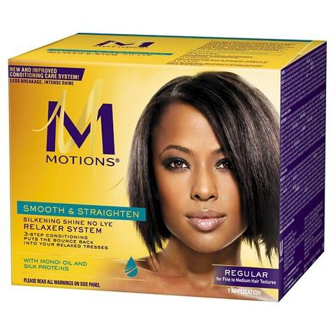 Motions Relaxer Smooth & Straighten