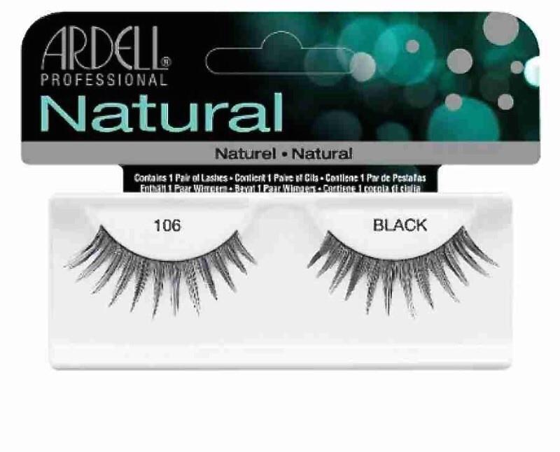 Ardell Natural 106 black