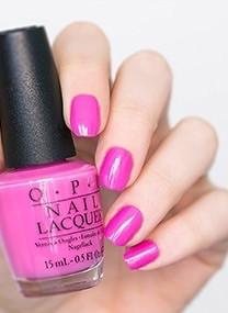 OPI Nail Lacquer Fiji Collection Two-timing the Zones