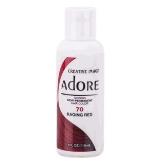 Adore semi permanent 70 raging red
