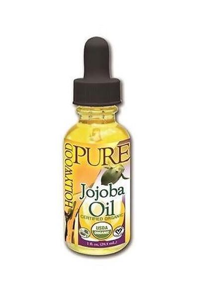 Hollywood Pure Organic Oils Jojoba Oil