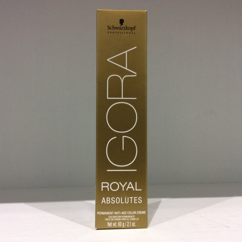 Schwarzkopf Igora Royal Absolutes: 6-60