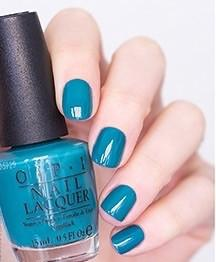OPI Nail Lacquer Fiji Collection Is That a Spear In Your Pocket?