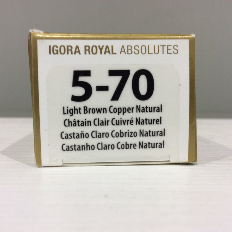 Schwarzkopf Igora Royal Absolutes: 5-70