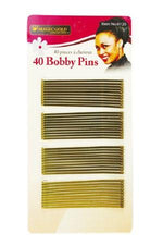 Magic Gold 40 Bobby Pins