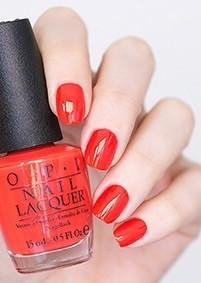OPI Nail Lacquer Fiji Collection Living On the Bula-Vard