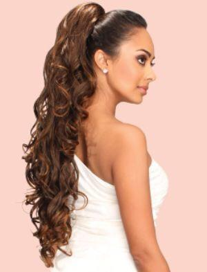 Eve Drawstring Ponytail 2 FHP-300