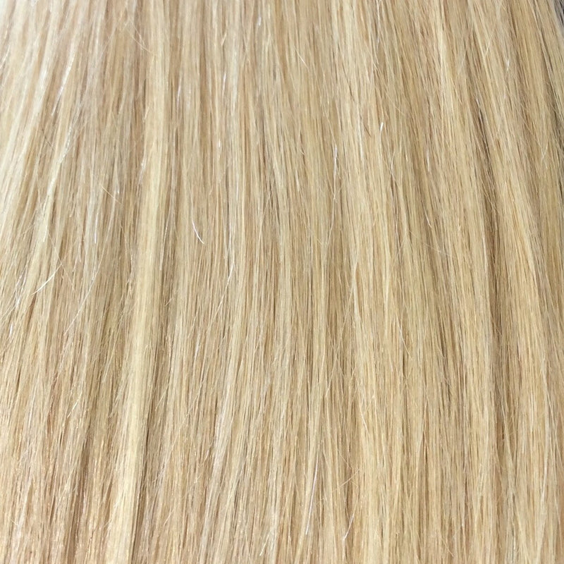 "18"" 100% Human Hair Extension color 22"