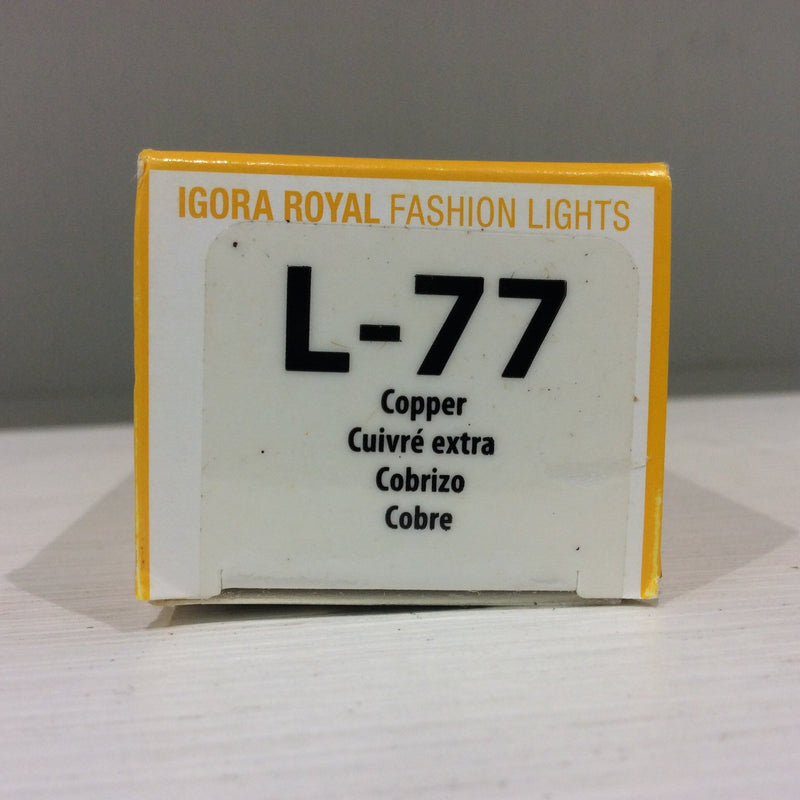 Schwarzkopf Igora Royal Fashion Lights: L-77