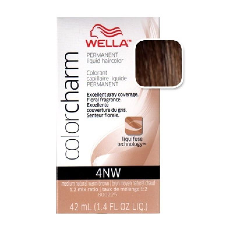 Wella Colorcharm Liquid 4NW