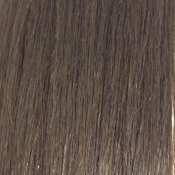 "18"" 100% Human Hair Extension color 6"