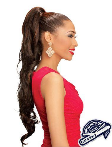 Eve Drawstring Ponytail 2 FHP-258