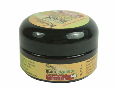 Kuza Jamaican Castor Oil Edge 2oz
