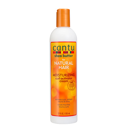 Cantu for Natural Moisturizing Curl Activator Cream
