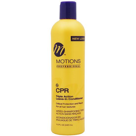 Motions CPR triple action leave-in conditioner