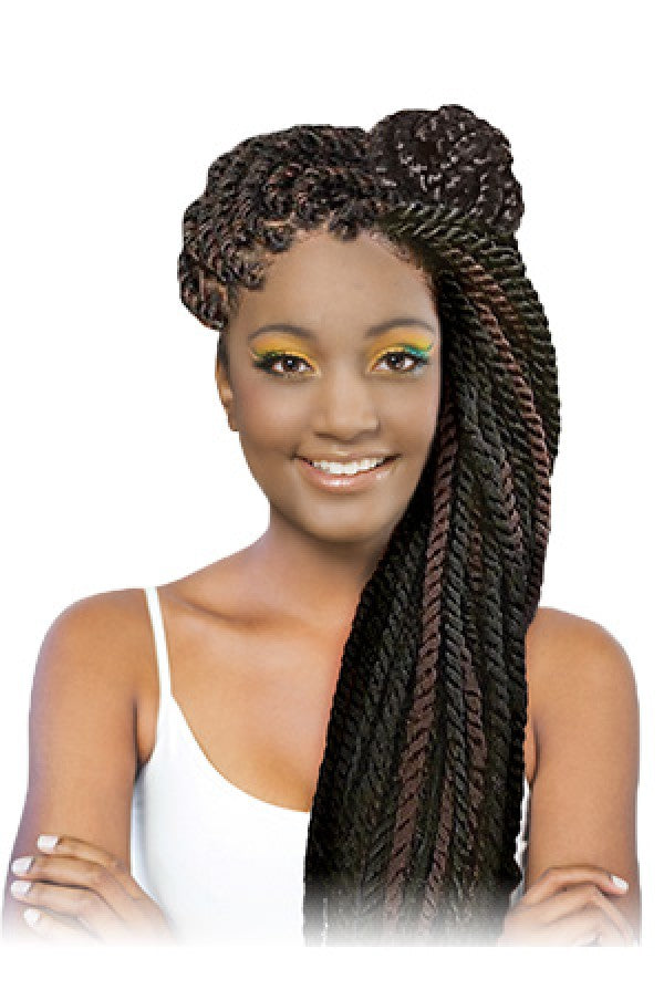 MG Jumbo Twist Soft Braid