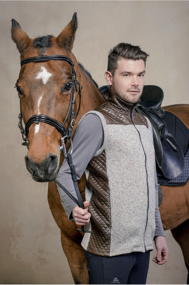 Reiten Weste mit Waterproof Inserts - MAJESTY MAN